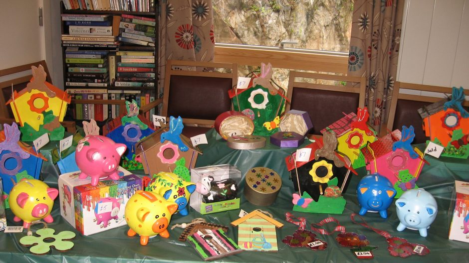 Plymouth Residents Craft Sale – August 2015