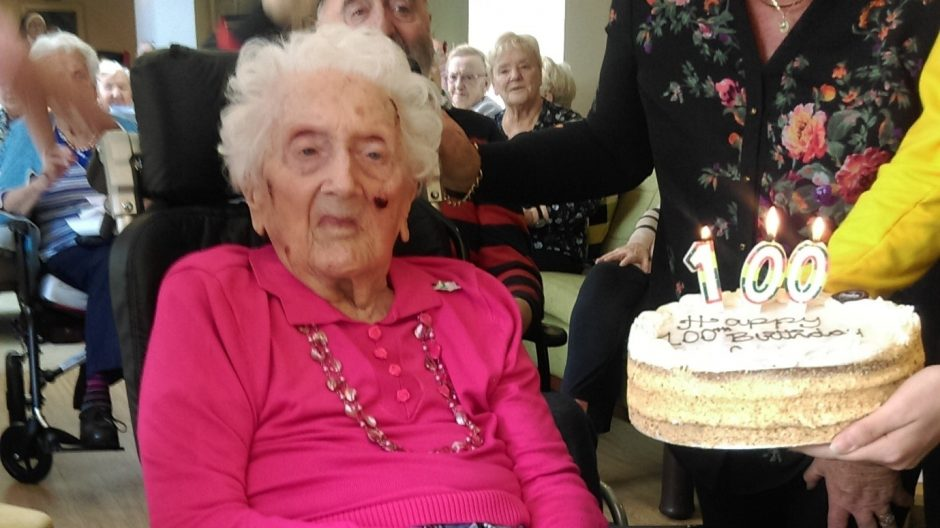 Happy 100th Birthday Anne