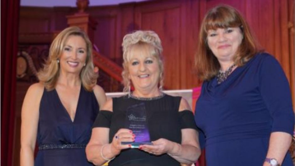Nazareth Care Village Belfast are 2019 Award Winners.