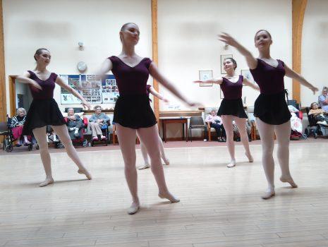 Ballet Show in Manchester