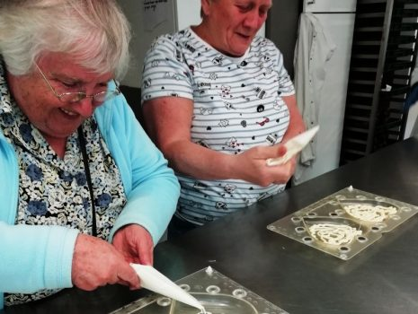 A Tour of Butler's Chocolate Factory