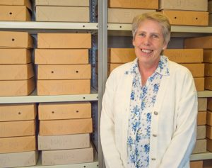 Christine Hughes General Archivist