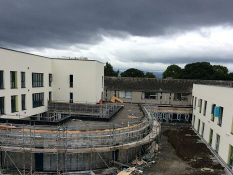 Developments at Nazareth House Dublin