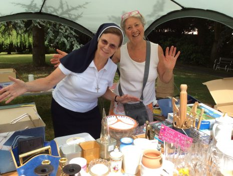 Summer Fete at Cheltenham