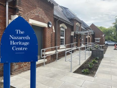 Opening and Blessing of the Heritage Centre and Archives