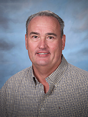 Head shot of male teacherr