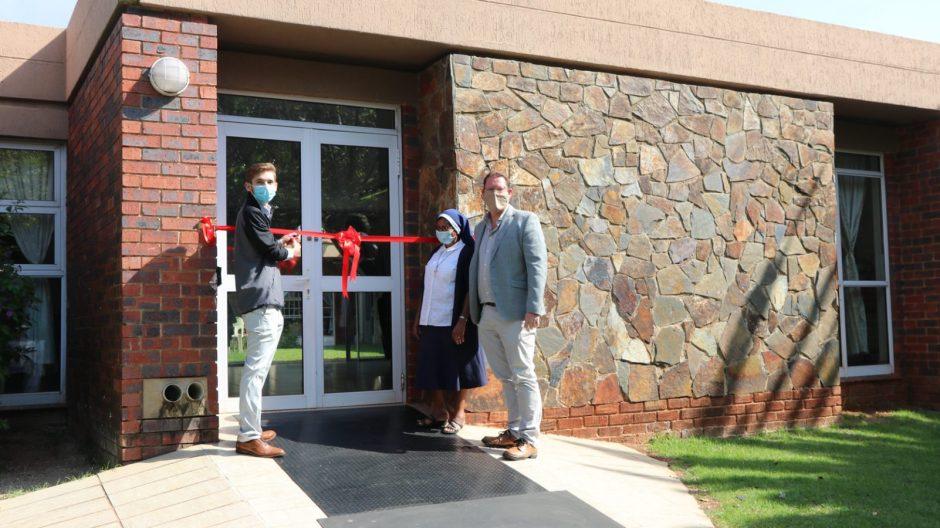 Nazareth House Johannesburg gets a refurbishment