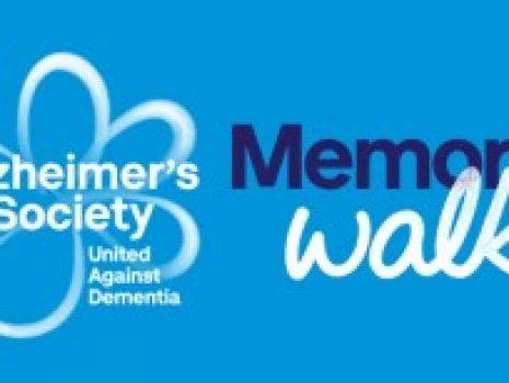 Memory Walk – Alzheimer's Society