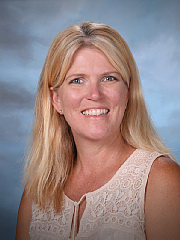 Head shot female teacher