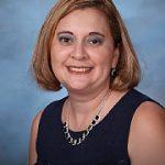 Head shot of female teacher