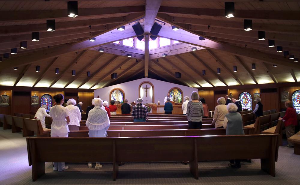 Nazareth House San Diego Chapel