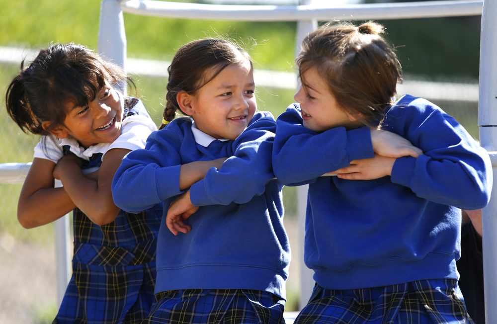 Nazareth School, About Us