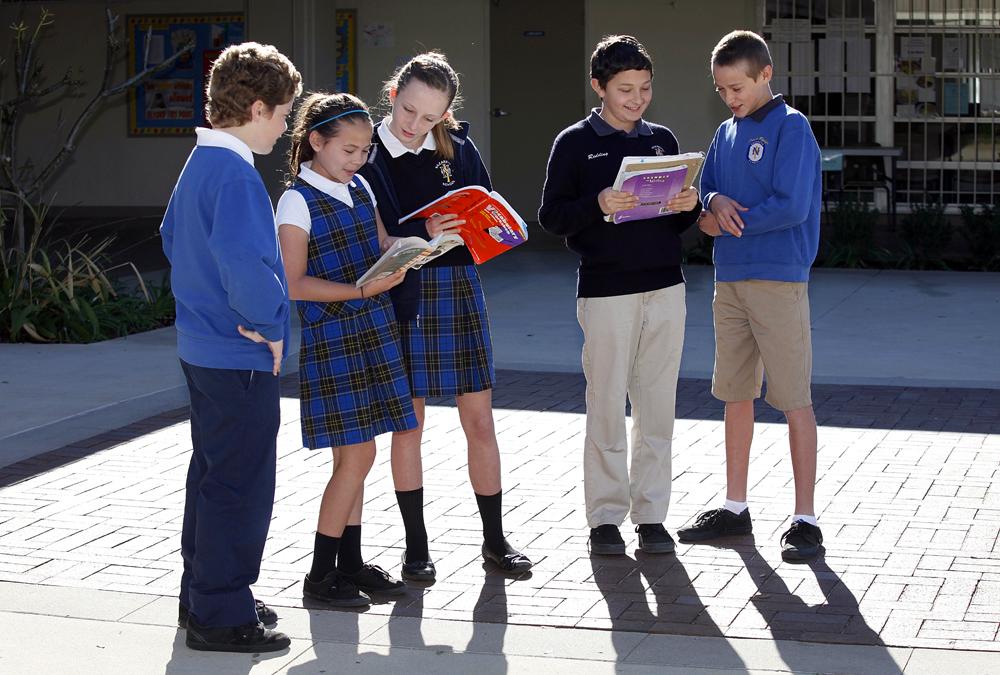 Nazareth School San Diego Dress Code