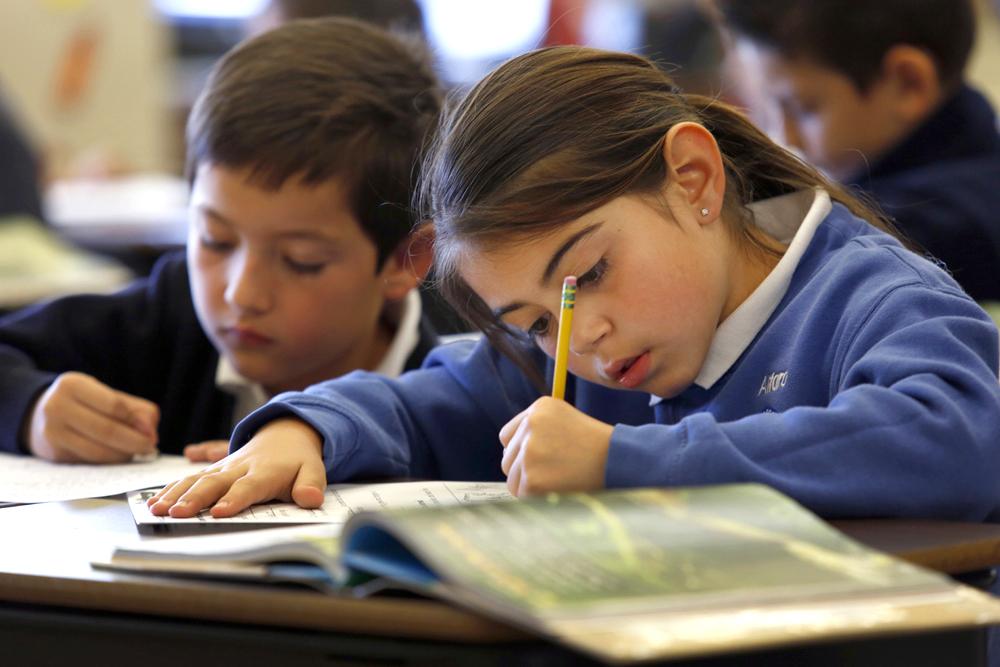 Nazareth School San Diego Grades 1 thru 5