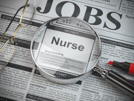 Permanent staff nurse required