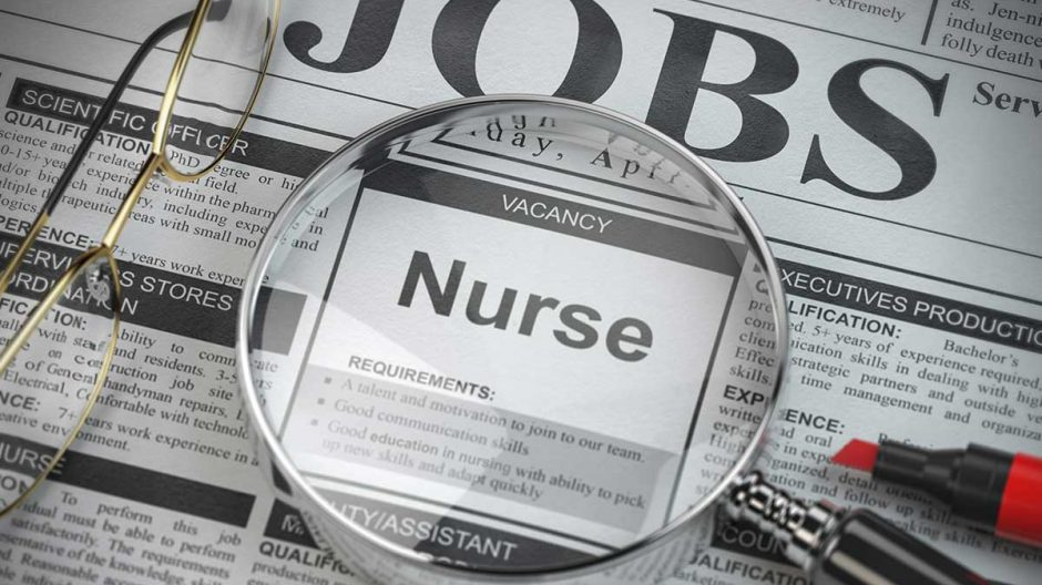 Staff nurse required in Belfast