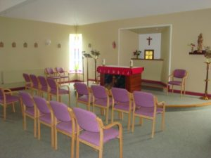 Oratory at Ballymote Community Nursing Unit