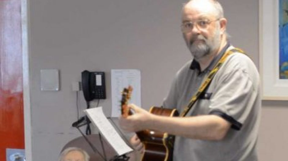 Music Therapy at Nazareth House Dublin