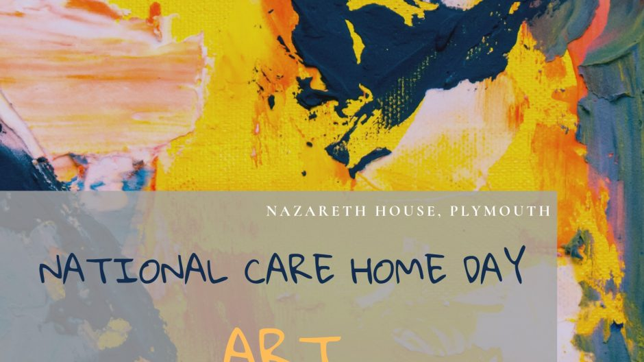 National Care Home Day – Art Exhibition