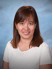 Head shot female teacherr
