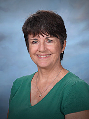 Head shot of female teacherr