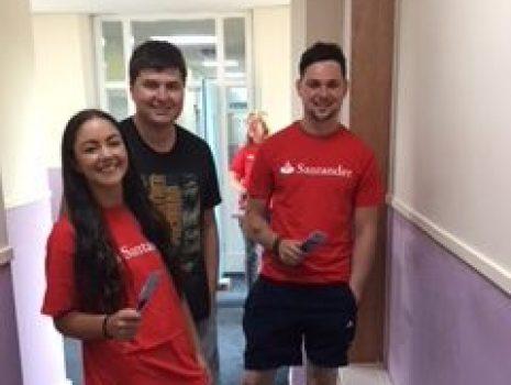 Santander Volunteers