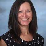 Head shot of female teacherr