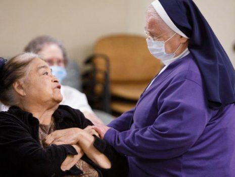 House serves senior residents 'body and soul'