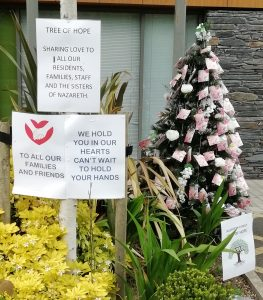 Tree of Hope at Nazareth House