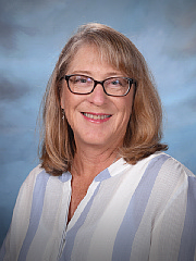 Head shot of female teacher