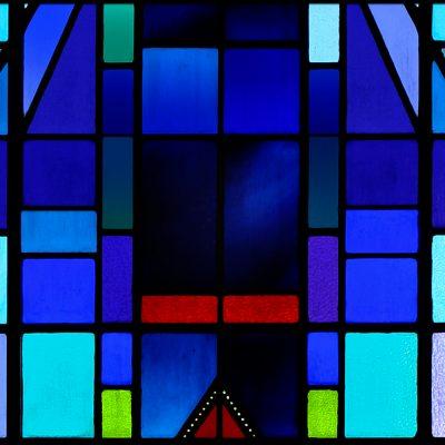 San Rafael Stain Glass Window