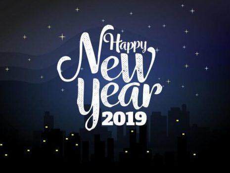 Happy New Year from Nazareth House Dublin