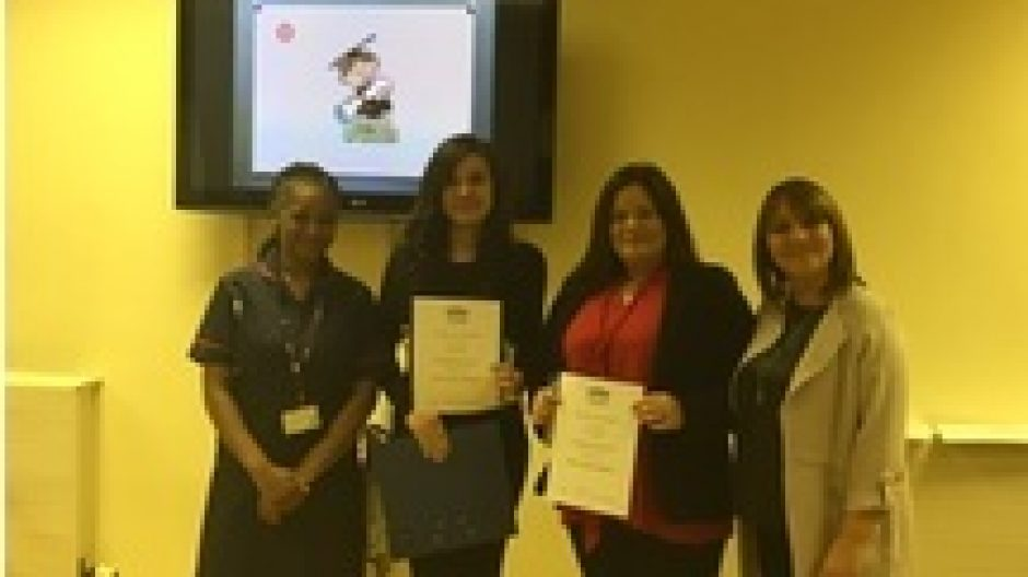 New Mouth Care Champions in Manchester