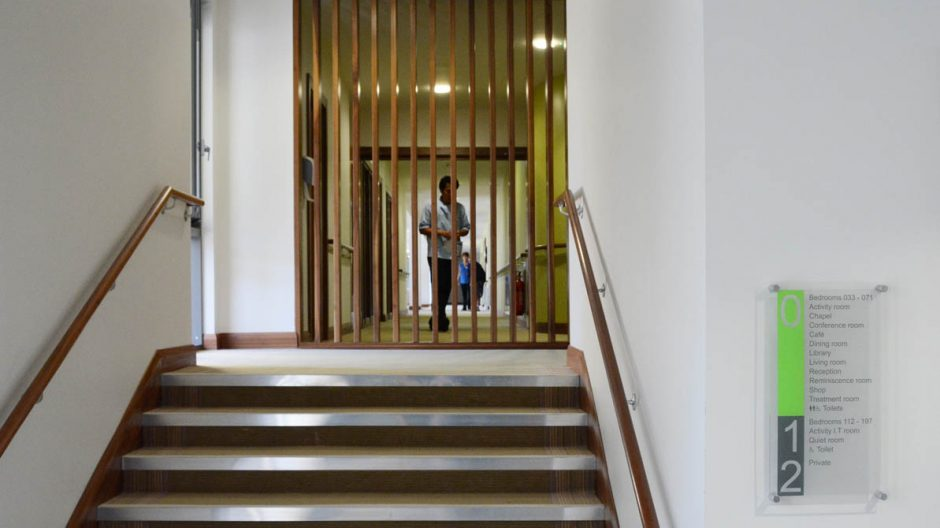 New extension at Nazareth House Dublin